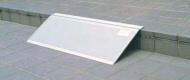 安心安全段差解消スマートに設置スロープアルミ製